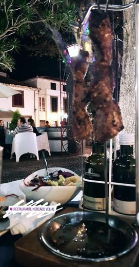 Restaurante Mercado Velho