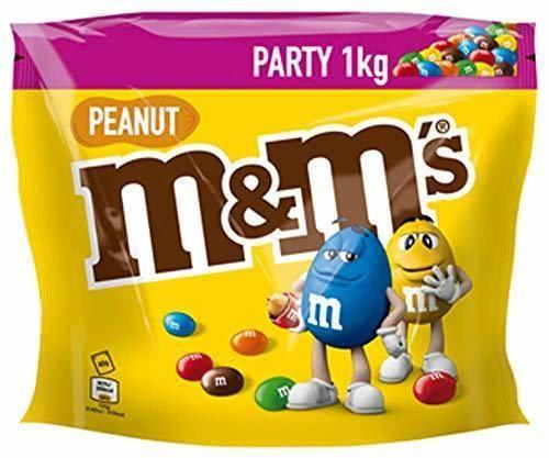 M & M 'S Peanut