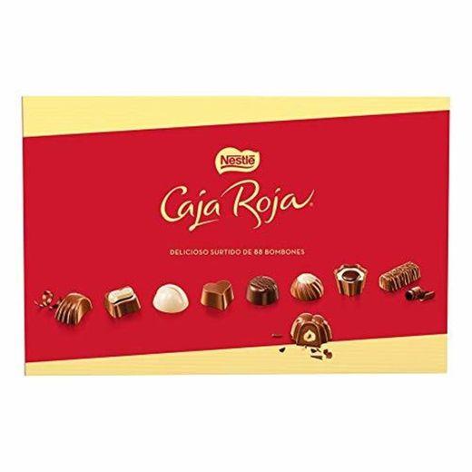 Nestlé Caja Roja Bombones de Chocolate