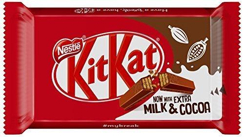 Snack Kit Kat Chocolatina