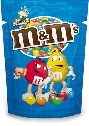 M&Ms 💙