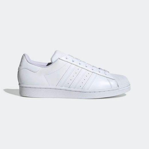 Adidas superstar brancas