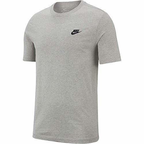 Nike M NSW Club tee Camiseta de Manga Corta