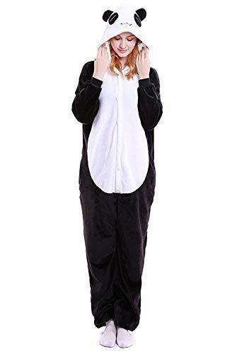 ABYED Pijama Animal Entero Unisex para Adultos Niños con Capucha Ropa de