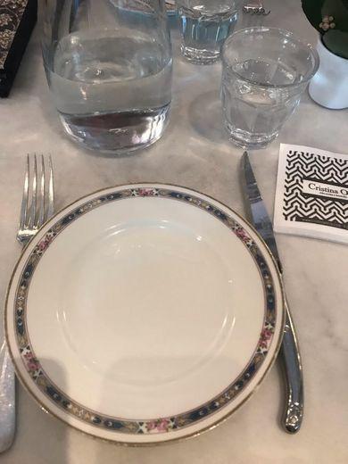 Cristina Oria Restaurante & Tienda Gourmet - Ortega y Gasset 29