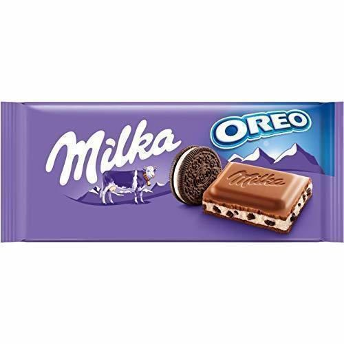 Milka Milka y Oreo, 22 Unidades