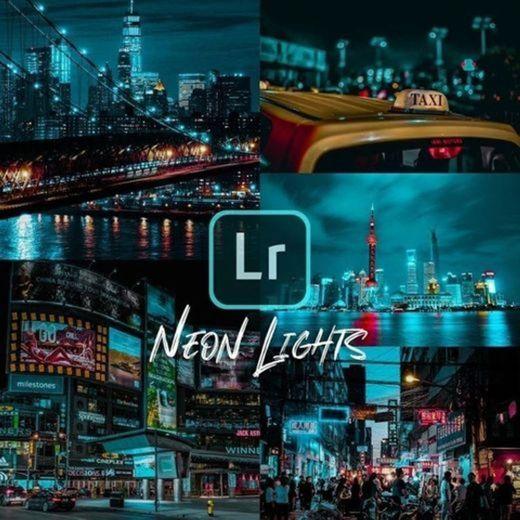 Lightroom Mobile Preset App