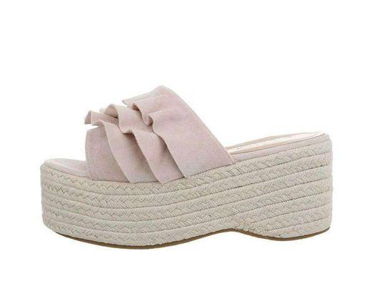 Zapatos relieve