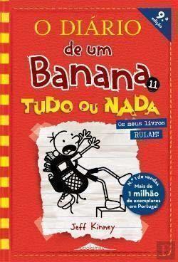 O Diário De Um Banana 11