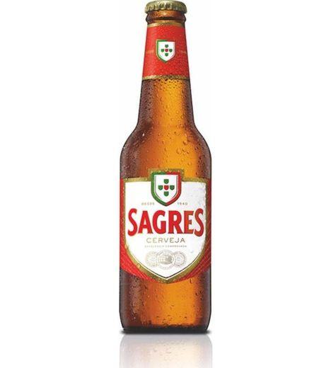 """Cerveja """"Sagres"""""""