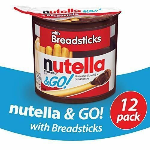 Ferrero Nutella & Go 52g