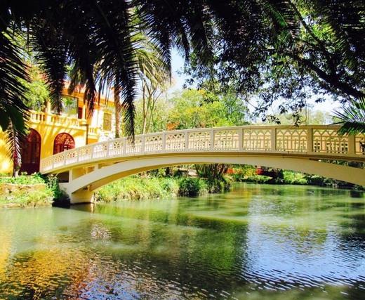 Parque Dom Pedro Infante - City Park
