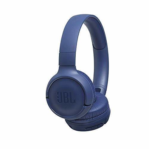 JBL Tune500BT - Auriculares supraaurales inalámbricos con conexiones multipunto y asistente de
