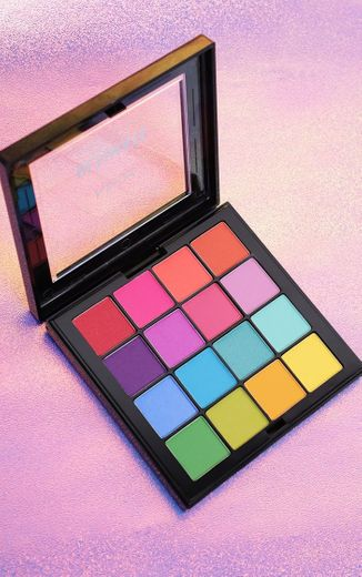 NYX Professional Makeup Ultimate Shadow Palette Brights