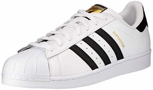 adidas Originals Superstar, Zapatillas Unisex, Niños, Blanco