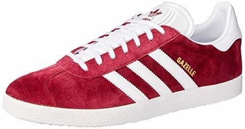 Adidas Gazelle, Zapatillas para Hombre, Rojo