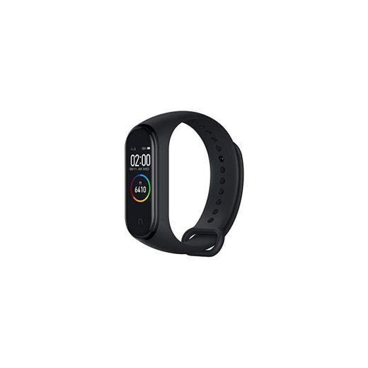 Xiaomi Band 4 Fitness Tracker 0.95 Pulgadas Color AMOLED Pantalla Monitor de