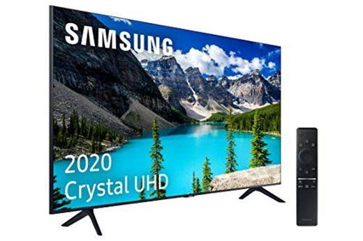 """Samsung Crystal UHD 2020 55TU8005 - Smart TV de 55"""" con Resolución"""