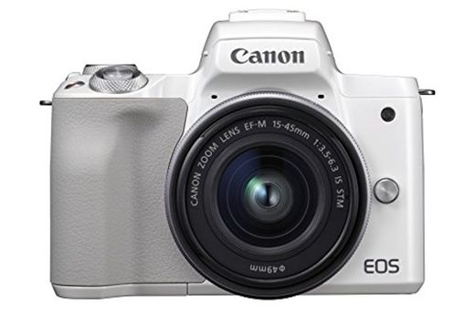Canon EOS M50 - Kit de cámara EVIL de 24.1 MP y