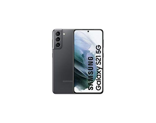 "Samsung Galaxy S21 5G | Smartphone Android Libre | Pantalla de 6.2"""