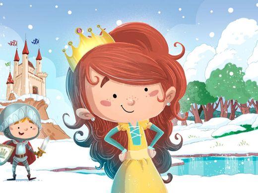 Cuentos de princesas, principes y reyes para dormir