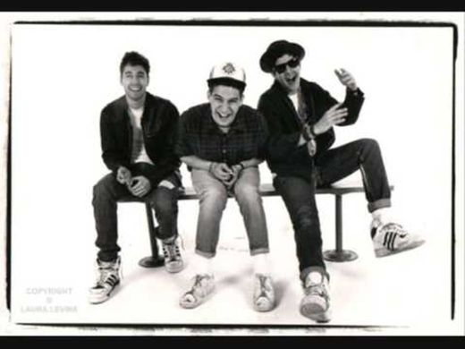 Fight for your right- Beastie Boys