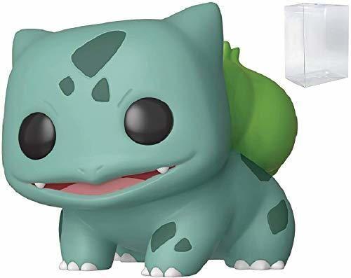 Juegos Funko: Pokemon - Bulbasaur Pop! Figura de Vinilo