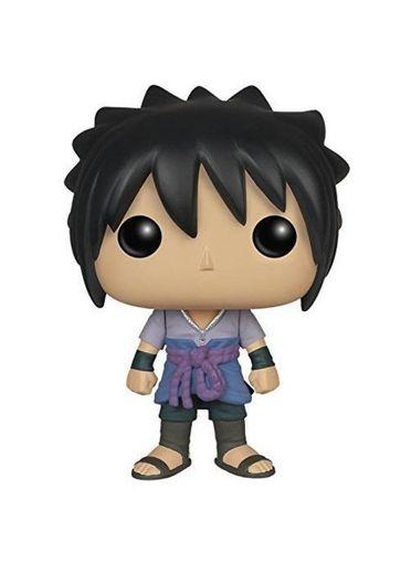Funko-6367 Sasuke Figura de Vinilo, colección de Pop, seria Naruto Shippuden, Multicolor,
