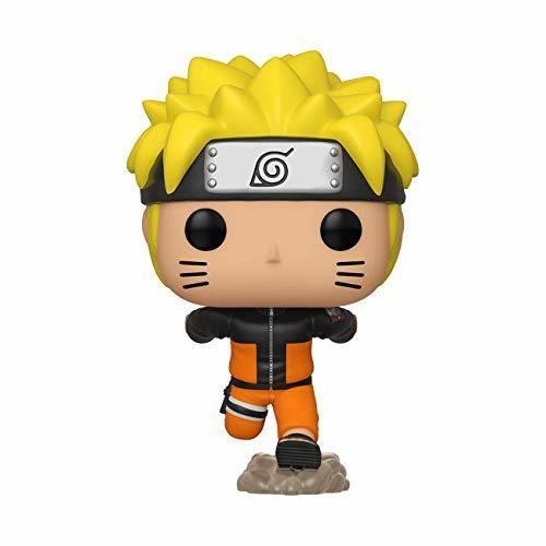 Funko- Pop Animation Naruto Running Figura Coleccionable, Multicolor, Talla Única