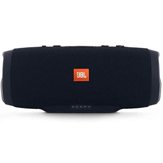JBL Charge 3 Stealth Edition - Altavoz inalámbrico portátil con Bluetooth -