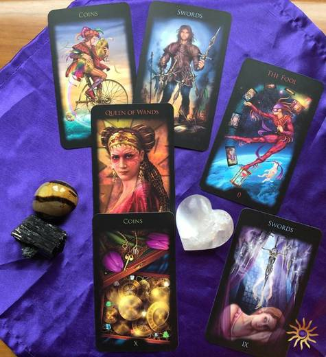 Tarot Legacy of the Divine