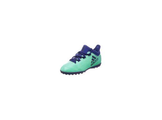 adidas X Tango 17.3 TF, Zapatillas de Fútbol Unisex Niños, Verde