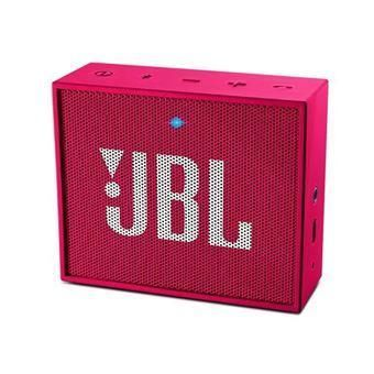 Altavoz bluetooth JBL GO Rosa - Altavoces Bluetooth - Los mejores ...