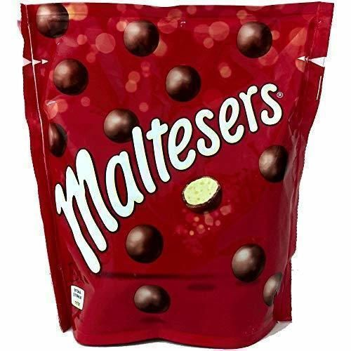 Maltesers Bolitas de Chocolate Rellenas de Leche Malteada
