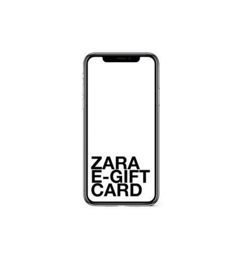 Zara gift card 100€