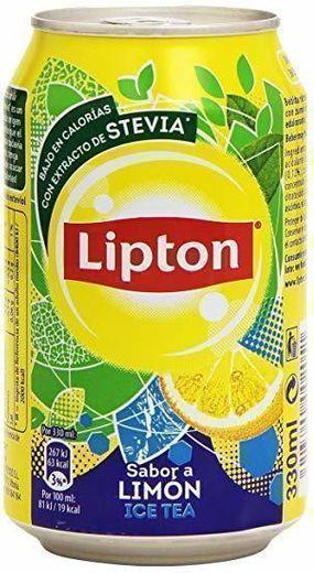 Lipton Ice Tea Refresco de Té Al Limón