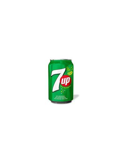 7 Up refresco de Limón y Lima
