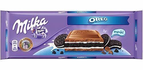 Milka Tableta De Chocolate Oreo