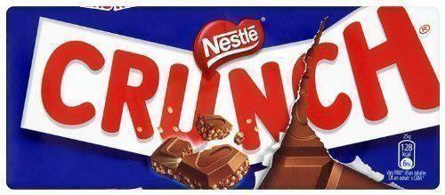Nestlé Crunch