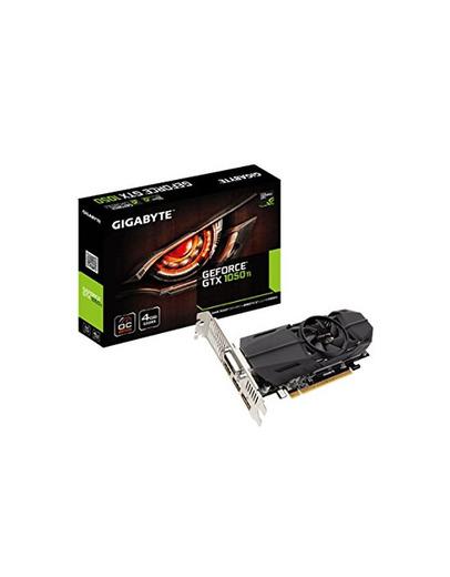 Gigabyte GV-N105TOC-4GL - Tarjeta gráfica Nvidia GeForce GTX 1050 Ti de 4