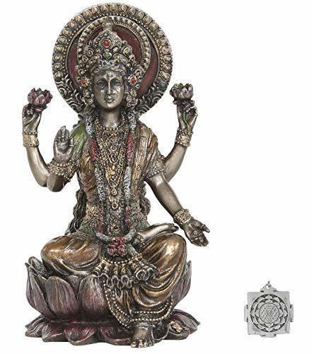 Lakshmi – Kit de Suministro de Altar – 4 Pulgadas de Alto