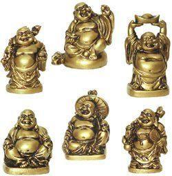 L y M tesoros en - Buda de oro