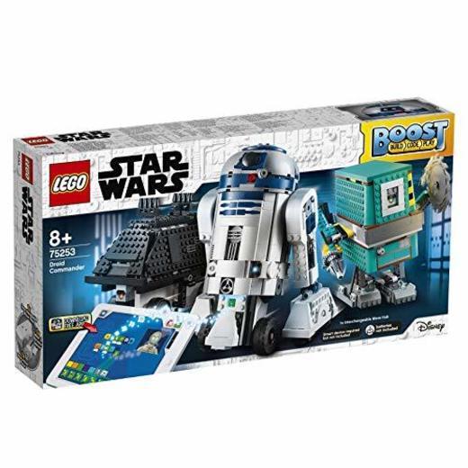LEGO Star Wars Boost - Comandante Droide, Juguete de Construcción con 3