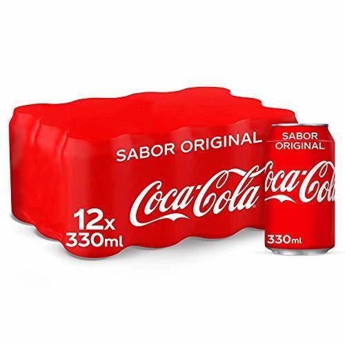 Coca-Cola Sabor Original Lata - 330 ml