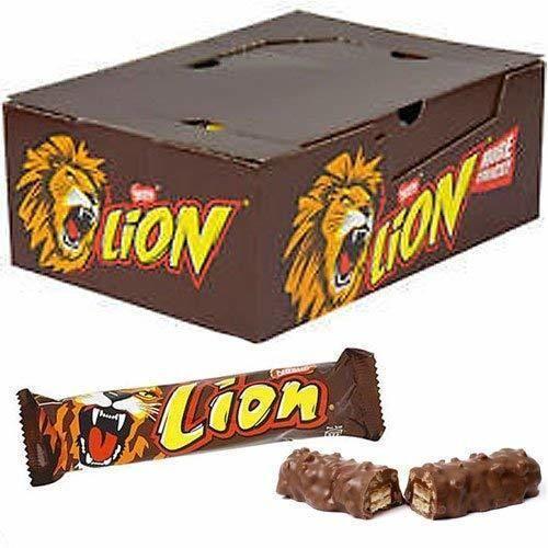 Lion ORIGINAL CHOCOLATE Bar by Nestle