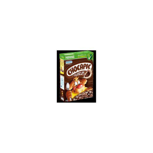 Cereais chocolate chocapic