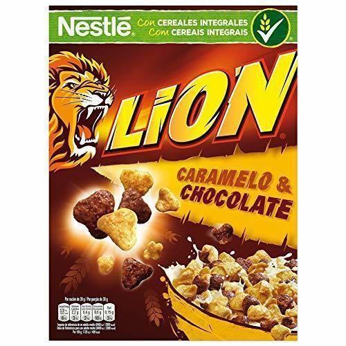 Cereales Nestlé Lion