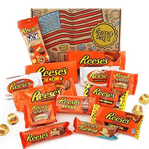 Paquete grande para regalo de caramelos Reeses