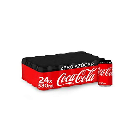 Coca Cola Zero refresco sin azúcar