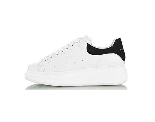 Zapatillas Gimnasia Blanca Calzado Deportivo Deportivos de Moda Zapatos Alexander Sneakers para